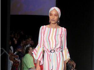 Cayena lleva la belleza del Caribe a la pasarela de Dominicana Moda 2019