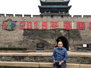 Kelvin Naar representó a República Domicna en el prestigioso festival internacional de fotografían Pingyao, China, donde se dieron cita fotógrafos, críticos y curadores de más de 31 países.
