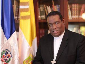 Rector de la Universidad Católica Santo Domingo, UCSD, monseñor Jesús Castro Marte.