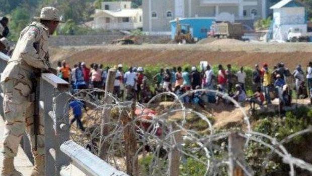 Frontera domínico haitiana