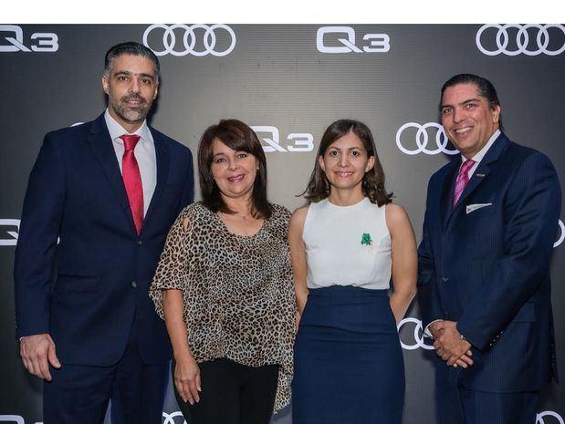 Avelino Abreu presenta el nuevo Audi Q3