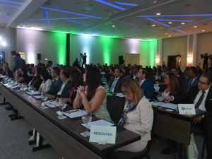 Vista parcial de los asistentes del seminario internacional Ganancias Sostenibles 2019.