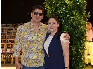 Eddy Herrera y Martha De Herrera.