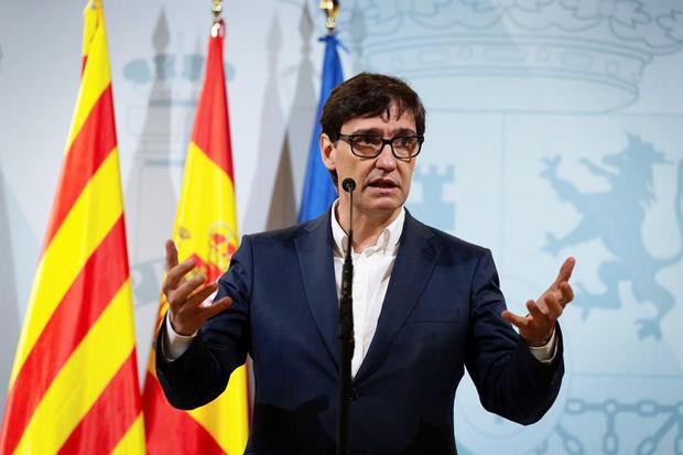 Salvador Illa: en Madrid hay que actuar con determinación, tiene una situación especial
