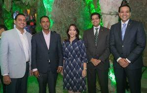 George Luis Bisoño, Domingo Contreras Tammy Vásquez, Rafael Izquierdo, Elías Dinzey.