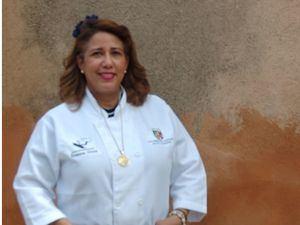 Chef Rousana Urraca.