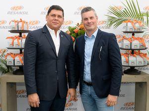 Maximo Aristy & Daniele Sumán.