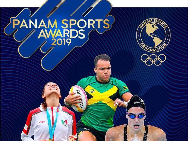 Los mejores atletas de las Américas serán reconocidos en Panam Sports Awards