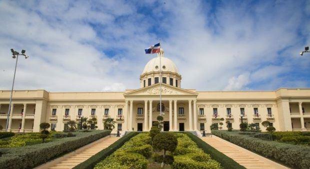 El Palacio Nacional.