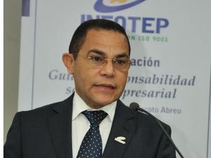 Rafael Ovalles, Director General INFOTEP.