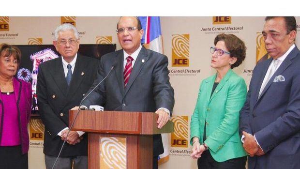 Pleno JCE pospone decisión de propuesta de candidatura presidencial PRSC
