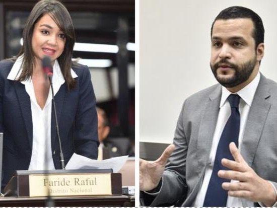 Rafael Paz invita a Faride Raful para tratar corrupción y otros temas en debate