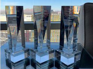 El proveedor de servicios recibe galardones que lo reconocen como Socio Latam del Año, Socio de Software del Año y Socio de Enterprise del Año.