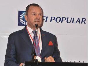 Gustavo de Hostos, presidente de la Cámara de Comercio Domínico - canadiense.