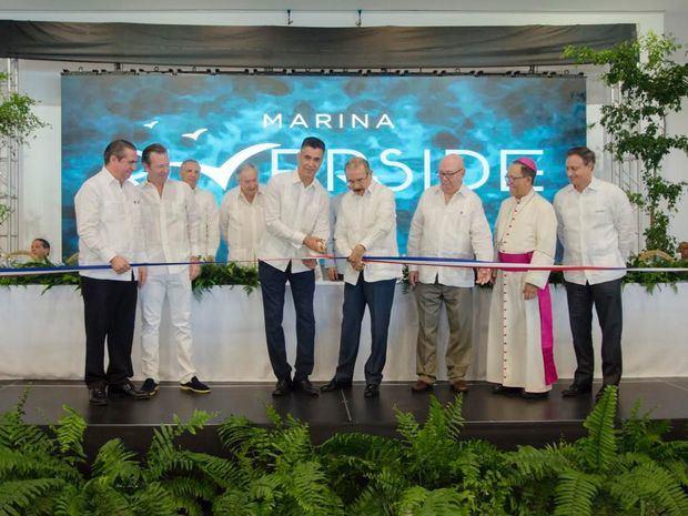 Casa de Campo inaugura Marina Riverside Center