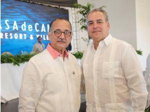 Arturo Villanueva y Luis Emilio Rodríguez.
