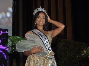 Miss Petite Teen RD 2019, Noelis Reyes.
