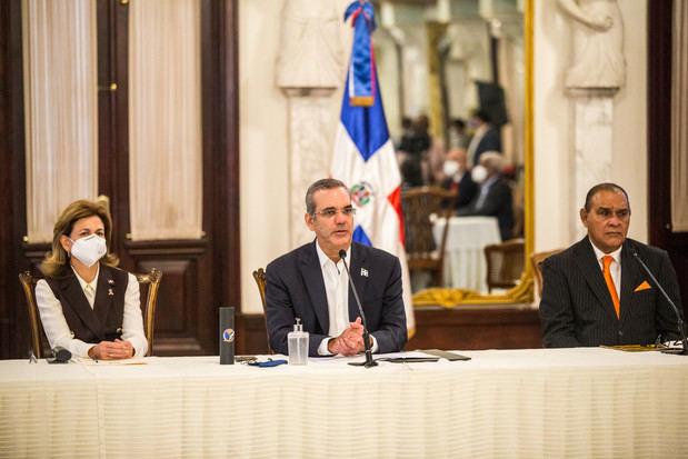 Presidente Abinader sin crítica periodística el poder se hace arbitrario