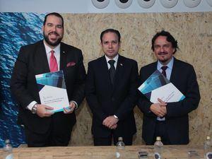 Víctor Gómez Casanova, Hugo Rivera y Antonio Torregrosa Maicas.