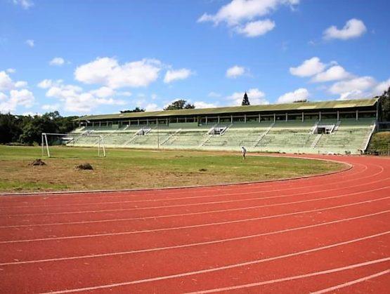 El Ministerio de Deportes da inicio a remozamiento completo de La Barranquita
