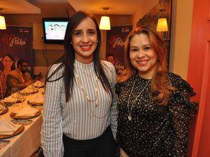 Allanna Rivera y María Celeste Perez.