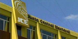 Sede de la Junta Central Electoral.