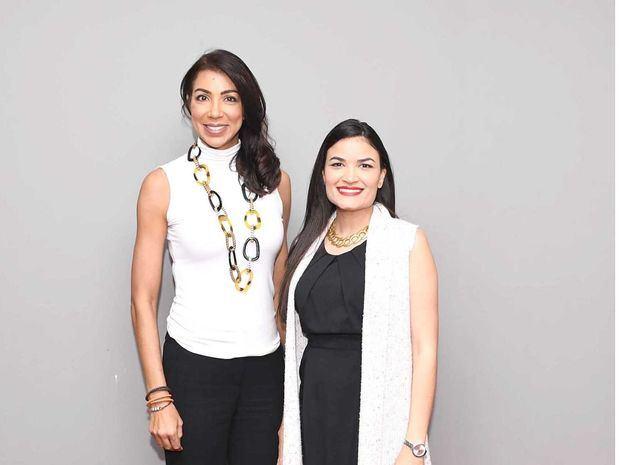 chef Gabriella Reginato y Amalia Ceballos, Gerente de Categorías de Quesos y Mantequillas de Arla Foods.