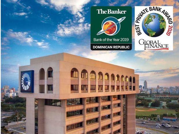 Las revistas The Banker y Global Finance lo eligen por la gestión y resultados.