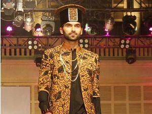 Desfile de moda de Hyderabad por Sidra Talpur
