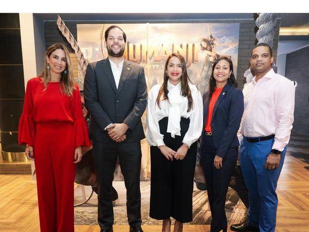 "Mastercard y Banreservas premian a sus clientes con estreno de ""Jumanji: The next level"""