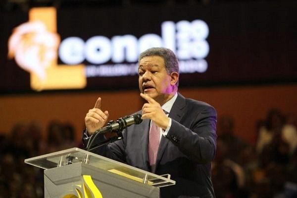 Leonel advierte JCE perdería legitimidad si permite uso recursos del Estado