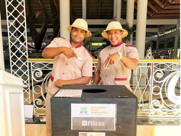 Grupo Piñero realiza campaña mundial de recogida de alimentos, juguetes y material escolar