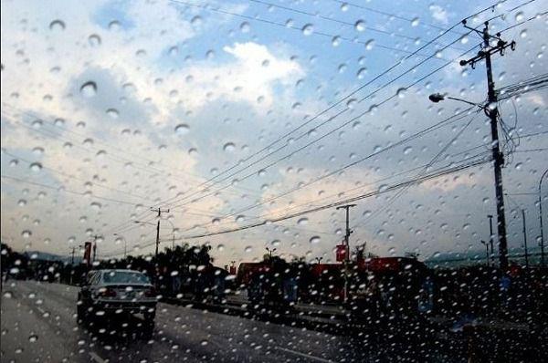 Lluvias aisladas en algunas localidades