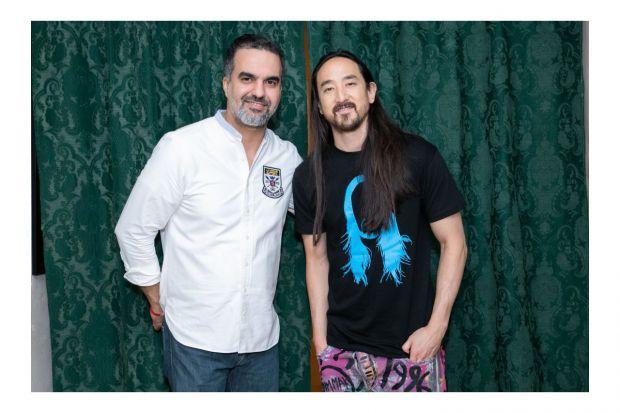Ron Brugal y Casa de Campo presentan a los íconos musicales Steve Aoki y Sech