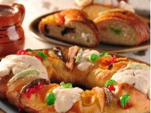 Roscas de Reyes.