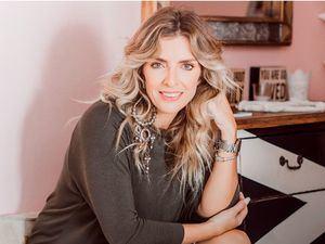 La decoradora e interiorista Liz Mavrikis.