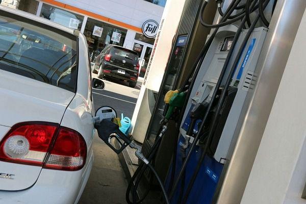 Todos los combustibles bajan de precio excepto el fuel oil
