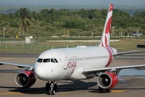 Un avión de la aerolínea Air Canada. Fotografía de archivo.