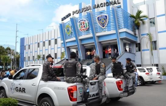 Policia Nacional.