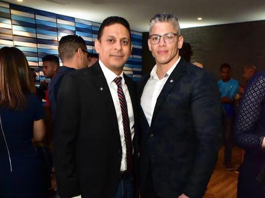 Danilo González y Roger Curiel.