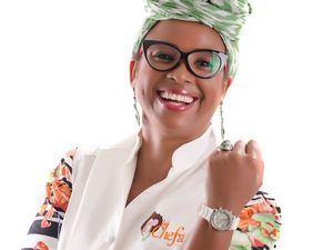 Cocinera profesional Rosa María Gómez, conocida en el mundo de la gastronomía como La Chefa.