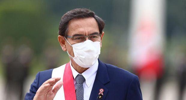 Grave crisis en Perú tras la revelación de audios que comprometen al presidente