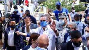 Presidente Abinader viaja a las provincias Duarte y Samaná.