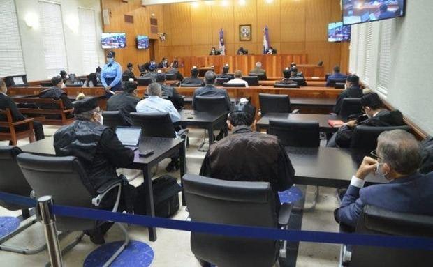 El juicio de Odebrecht se aplaza al 20 de octubre por un contagio de Covid -19