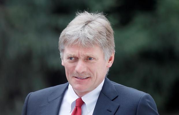 El portavoz de la Presidencia rusa, Dmitri Peskov.