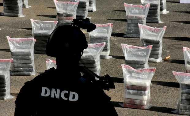 CESEP incauta paquetes presumiblemente de cocaína