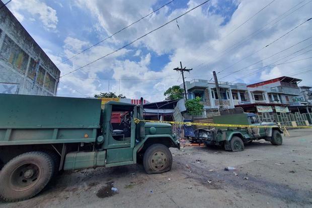 Los cerebros del atentado del sur de Filipinas escapan y elevan amenaza