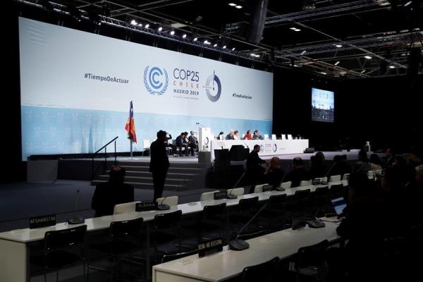 Ni rastro de la COP25