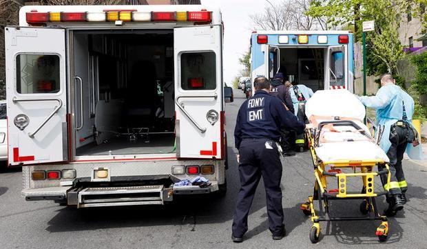 EE.UU. se prepara para tratar a sus pacientes más graves con Remdesivir