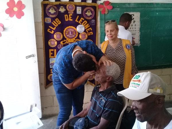 Club de Leones Distrito R-3 realiza jornada de servicios en Quita Sueño